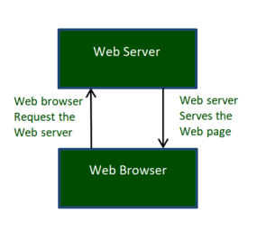 How World wide web Works in Hindi