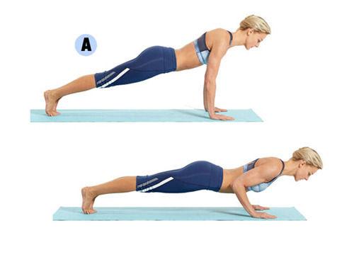 15分鐘減肥動作 快速瘦小腹