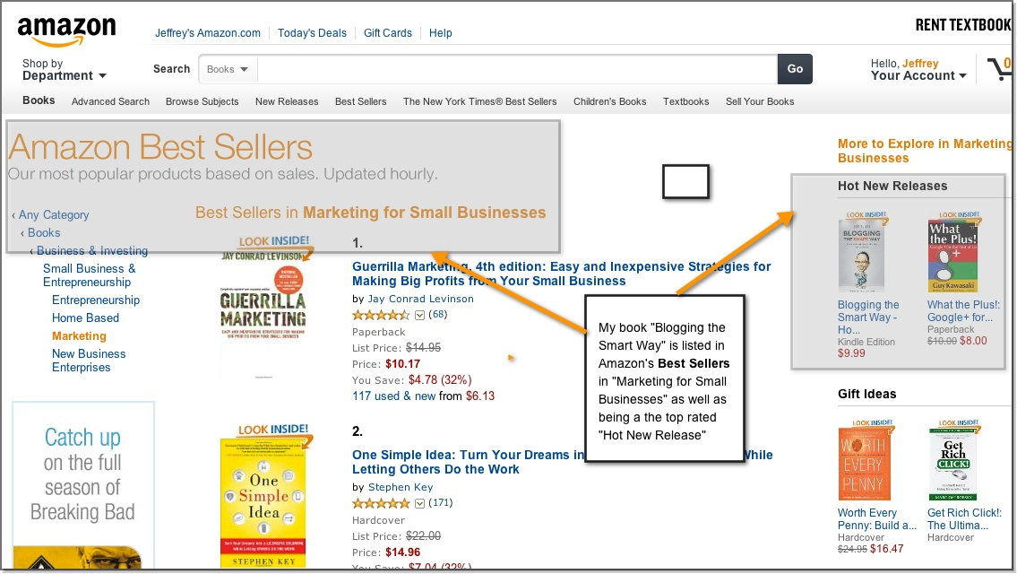 Risultati immagini per amazon's best sellers