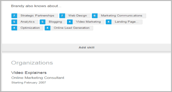 LinkedIn example 3 to make your content go viral