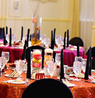 chair covers and linens indianapolis christmas at dollar tree specialty monarch linen now offering rentals for all types of events