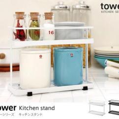 Kitchen Spice Rack Tile Floors 代购日本tosca厨房调料架 七月时光 发现与分享美好小物 Julytime Com
