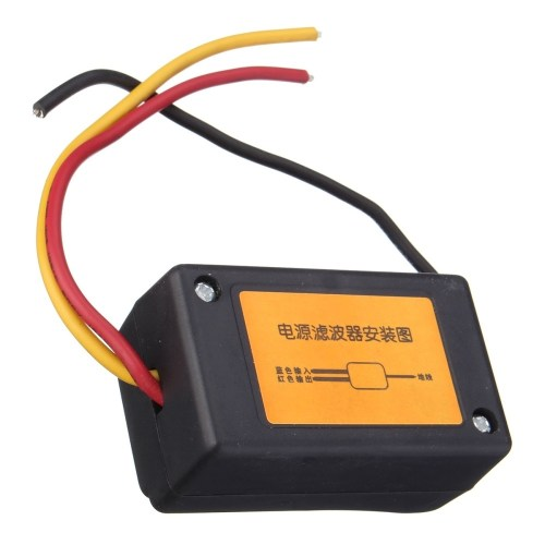 small resolution of wiring color black red blue there are 3 wires blue wire for input 12v red wire for output and black wire is groundwire material plastic metal