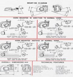 buy generic 12v 139db electric pump air loud horn compact dual tone 12v outlet wiring diagram 12v air horn wiring diagram [ 1000 x 1000 Pixel ]