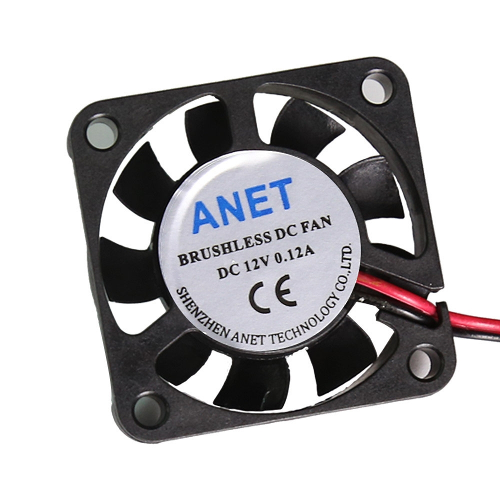 hight resolution of voltage 12v current 0 12a wiring two lines length 100cm specifications size 40 40 10mm speed 7000 r min blade diameter 32mm air volume 6 7cfm