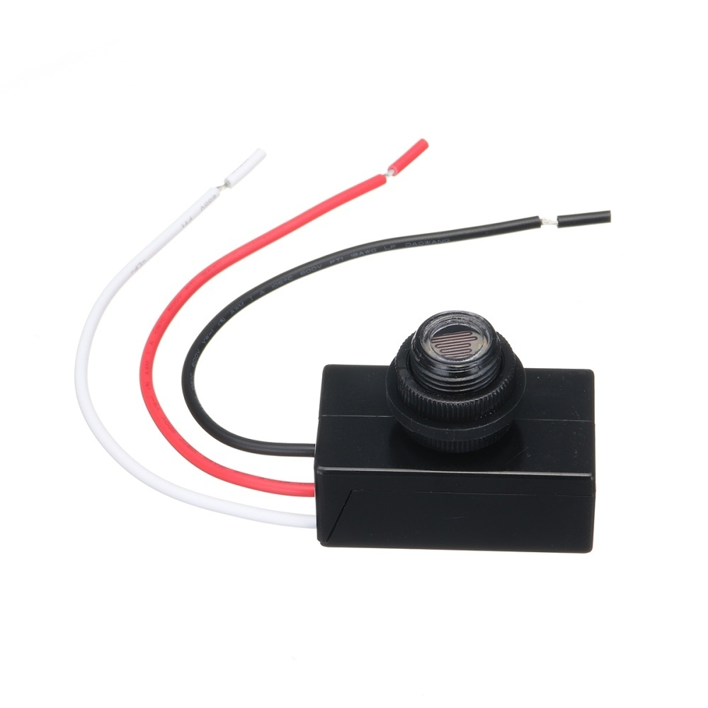 medium resolution of generic mini photocell dusk to dawn automatic light lamp switching sensor ac 80v 277v