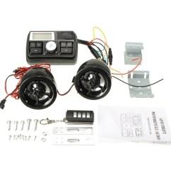 universal 281611389865 motorcycle radio mp3 speaker audio playeruniversal 281611389865 motorcycle radio mp3 speaker audio player stereo [ 1000 x 1000 Pixel ]