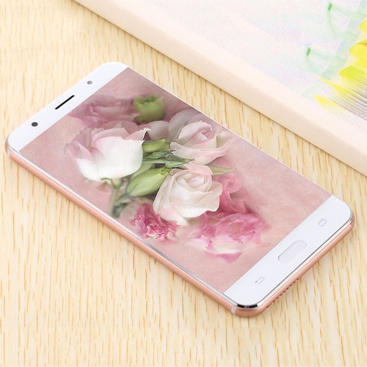Allwin R9 5.5 Inch Screen Smartphone MTK6580 1+8G Memory For Android 5.1 System rose Gold price in Nigeria