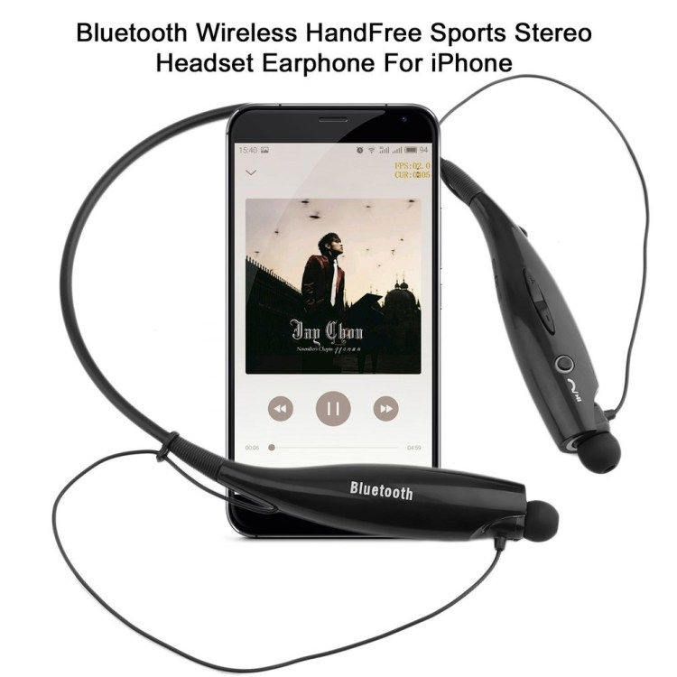 Allwin Bluetooth Wireless Hands Free Sports Stereo Headset For IPhone   Black price on jumia Nigeria via specspricereview.com