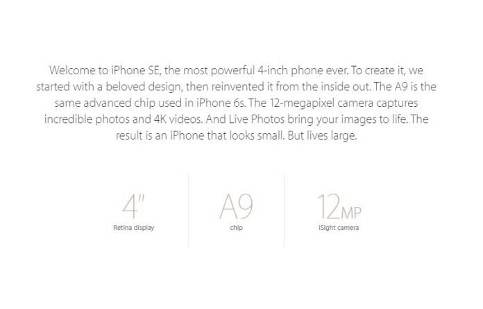 iPhone SE Nigeria Reviews