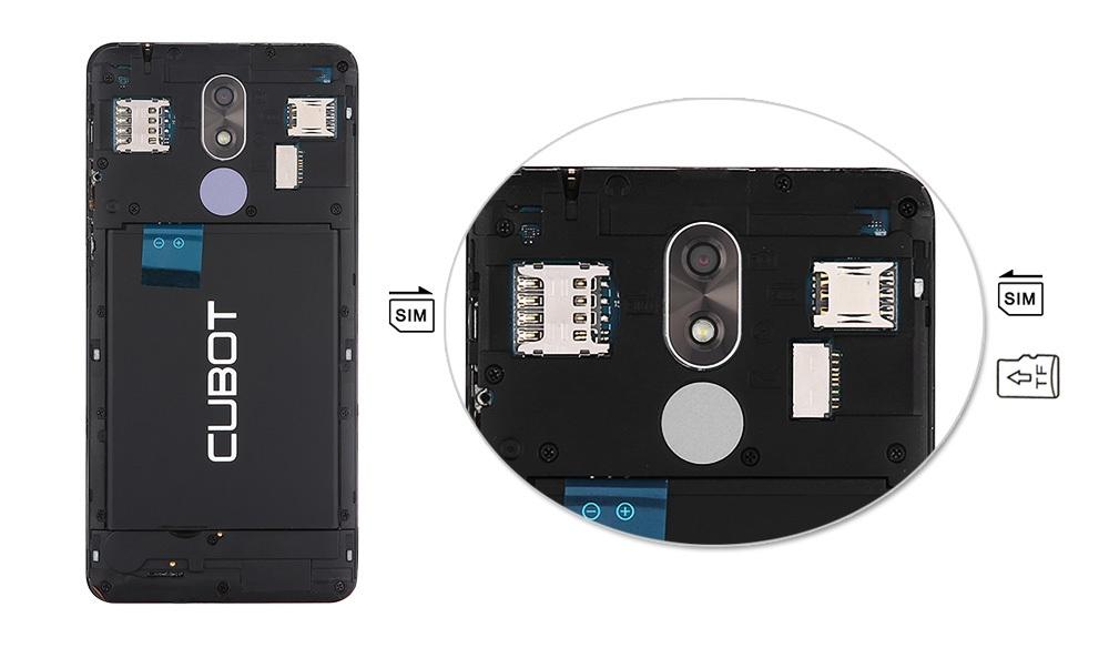2f1e6fce2e9de0f7dd60ecced69fd55a Cubot R9 3G Smartphone 5.0 Inch 2GB RAM 16GB ROM 13.0MP Rear Camera Fingerprint Scanner BLUE