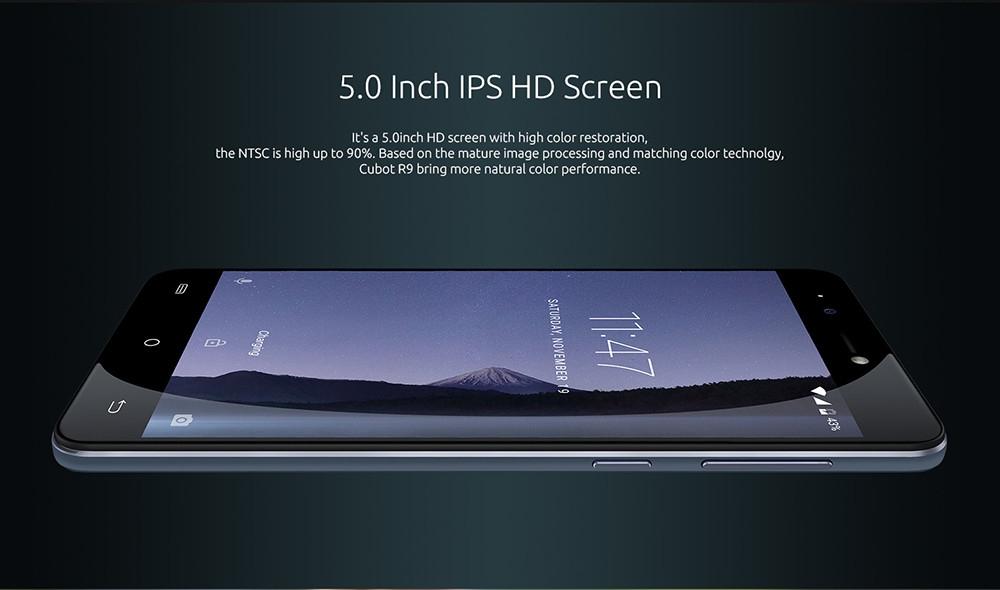 5a455825eb2399d618b892ea402c2c79 Cubot R9 3G Smartphone 5.0 Inch 2GB RAM 16GB ROM 13.0MP Rear Camera Fingerprint Scanner BLUE