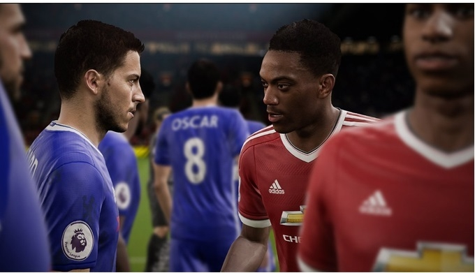 Alex Hunter Fifa 17 on Jumia