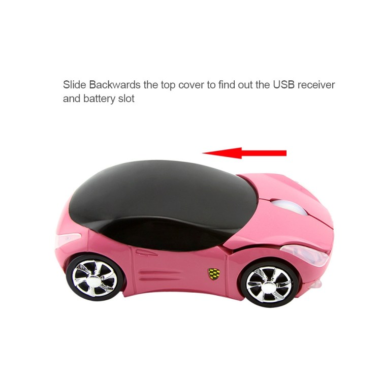 Generic Wireless Mouse 1600DPI Super Car Shaped Mouse USB 2.4Ghz Optical Mouse Mause For Desktop Laptops Computer Mouse Gamer(Red) price on jumia Nigeria via specspricereview.com
