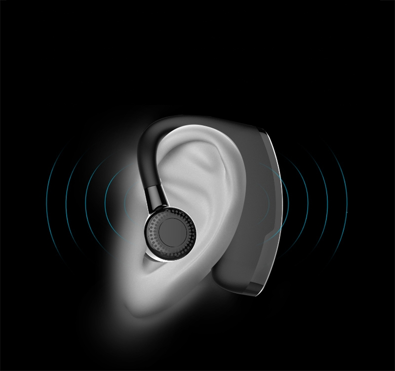 81b038a4a65ae37006d99a9a53c2c19c Generic Handsfree Business Bluetooth Headphone With Mic Voice Control Wireless Bluetooth Headset For Drive Noise Cancelling Black