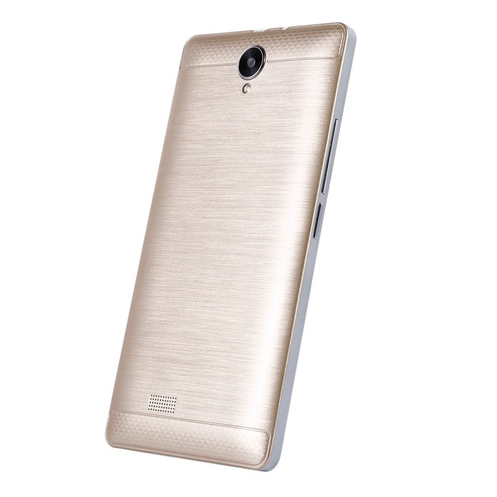 Allwin 6 Inches 3G Quad Core Mobile Phone Dual Sim Dual Standby For Android 5.1 C11 golden price in nigeria