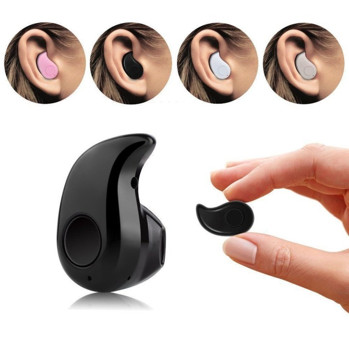 Generic Mini Wireless Bluetooth In Ear Headset Earphone Earpiece   Black price in Nigeria