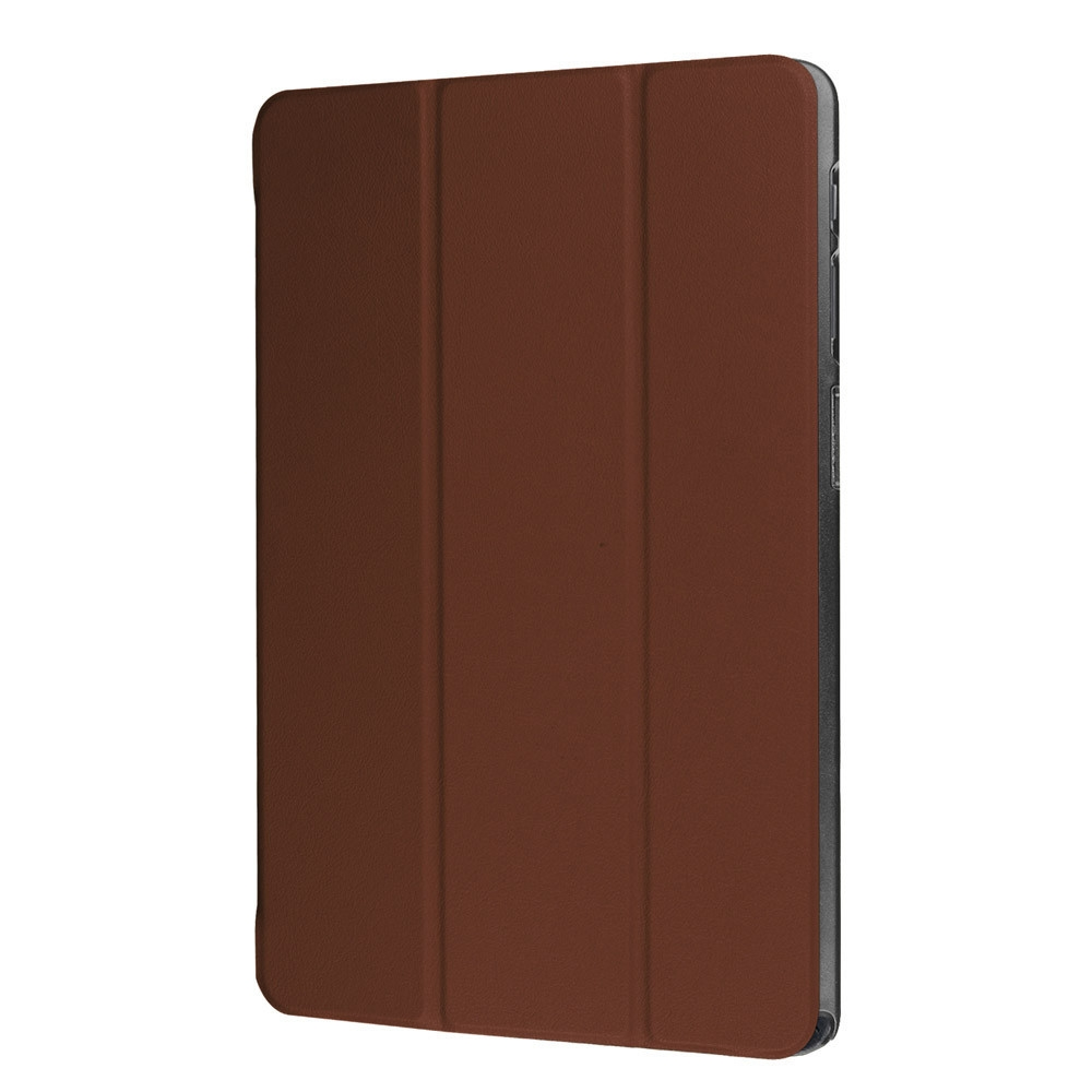 e72c1820a9af2d8ea073bbafe09c54f7 Generic Case Flip Leather Case Cover Holder For Samsung Galaxy Tab A6 10.1 P580 Inch BW Brown