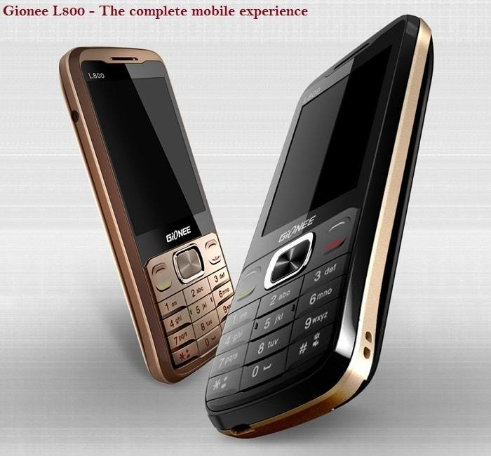 926d3a6717305cd6be63c74f757784bf Gionee L800 2.6 Inch (8MB, 16MB ROM) 1.3MP Phone   Champagne