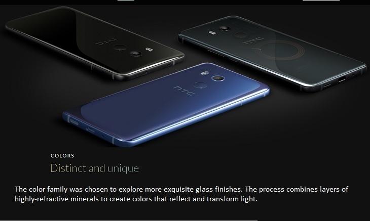 9452adf6f91e08d00462c582bd0e287f HTC U11 Plus (U11+) 6 Inch QHD (4GB,64GB ROM) Android 8.0 Oreo, 12MP + 8MP Dual SIM 4G Smartphone   Amazing Silver