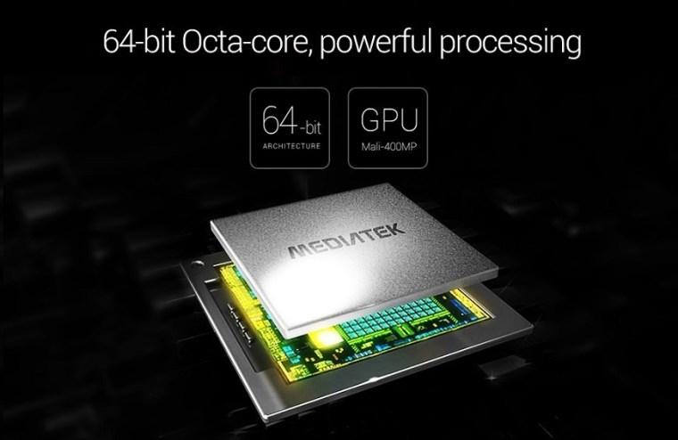 Fire Plus Processor