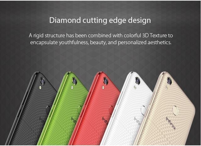 29b2bfd48d6d9c60b55e66ea1b75b2c7 Infinix Hot 5 (X559) 5.5 Inch HD (1GB, 16GB ROM) Android 7 Nougat, 8MP + 5MP Dual SIM 3G Smartphone   Sandstone Blak