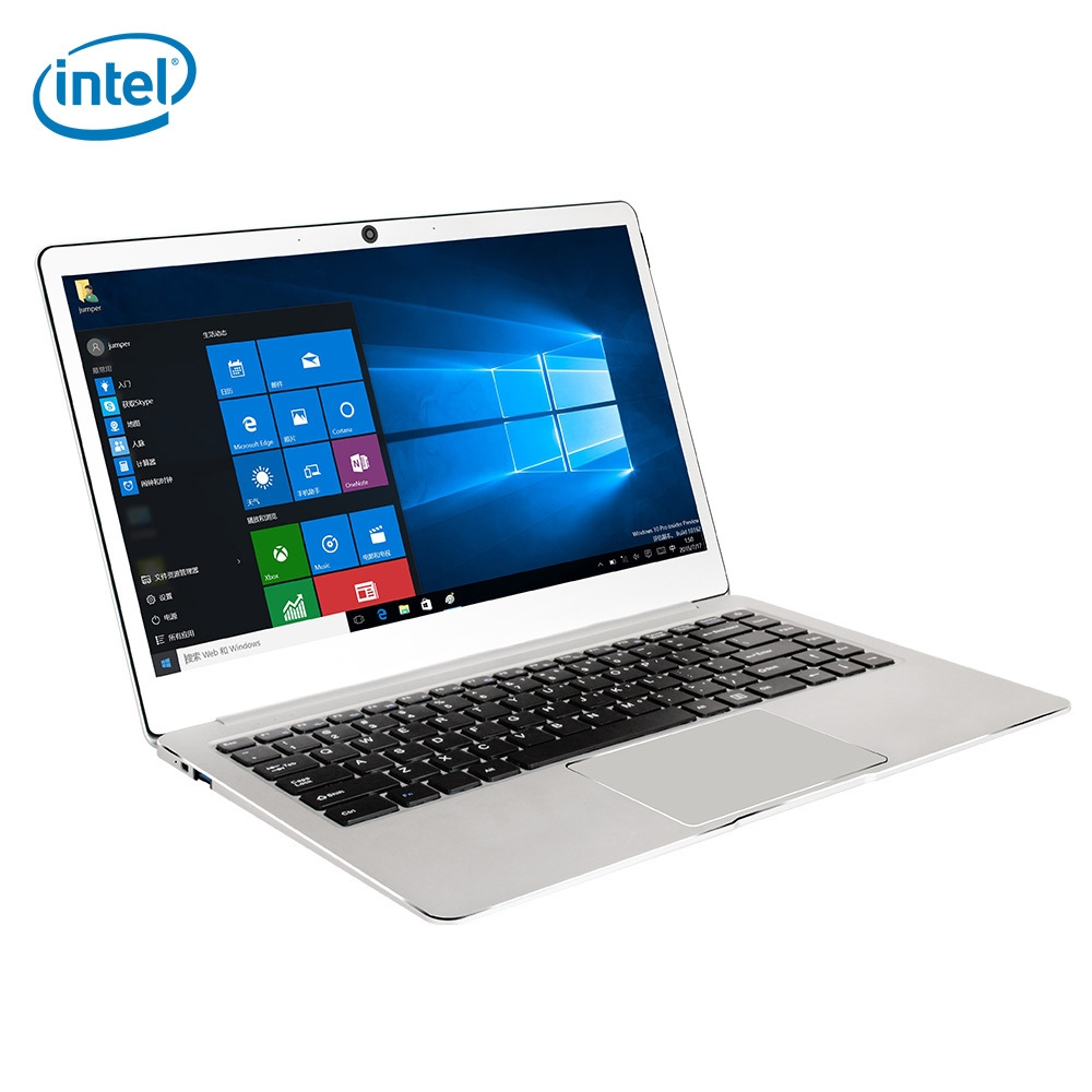 2b6c2b9e2b346b24d44bda9eb237dbd5 Jumper EZbook 3L Pro   14.0 Notebook Windows 10 6GB RAM WiFi HDMI   Silver