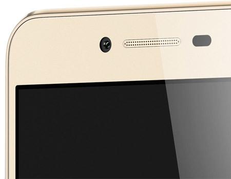 Lenovo A6020 K5 Plus   5 ( 16GB, 2GB RAM, 13MP + 5MP, 4G LTE) + BACK COVER  Gold Nigeria