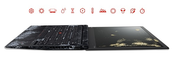 Lenovo ThinkPad X1 Carbon Intel Core I5 7200U,(8GB DDR3, 256GB SSD)14.0 Inch FHD Windows 10 Pro 64 + Free Bag   Black price in Nigeria