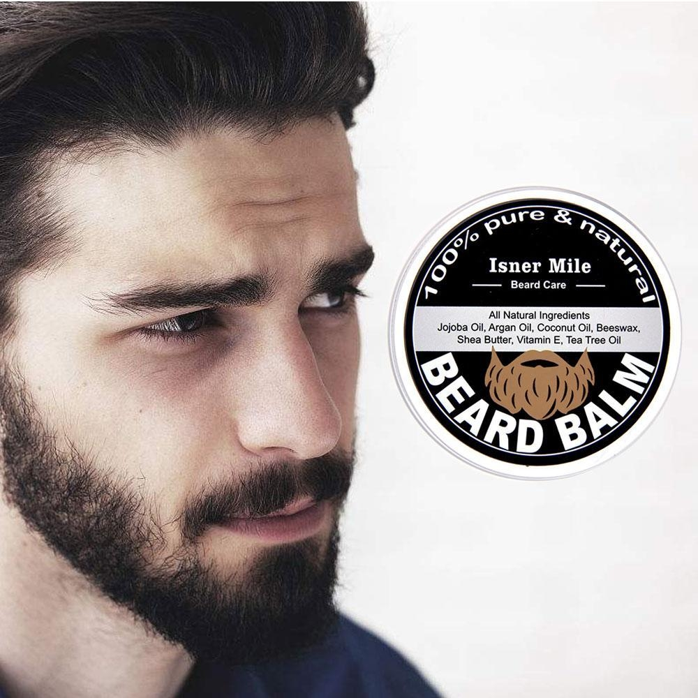 4f9dbd4a696883741d2dacfb747dfac0 Louis Will Argan Oil Beard Balm For Beard Moisturizer Conditioner, Pawaca 100% Pure Natural Organic Beard Balm For Men With Moisture Rich Ingredients Treat Skin And Hair Follicles   Fragrance Free, 2Oz