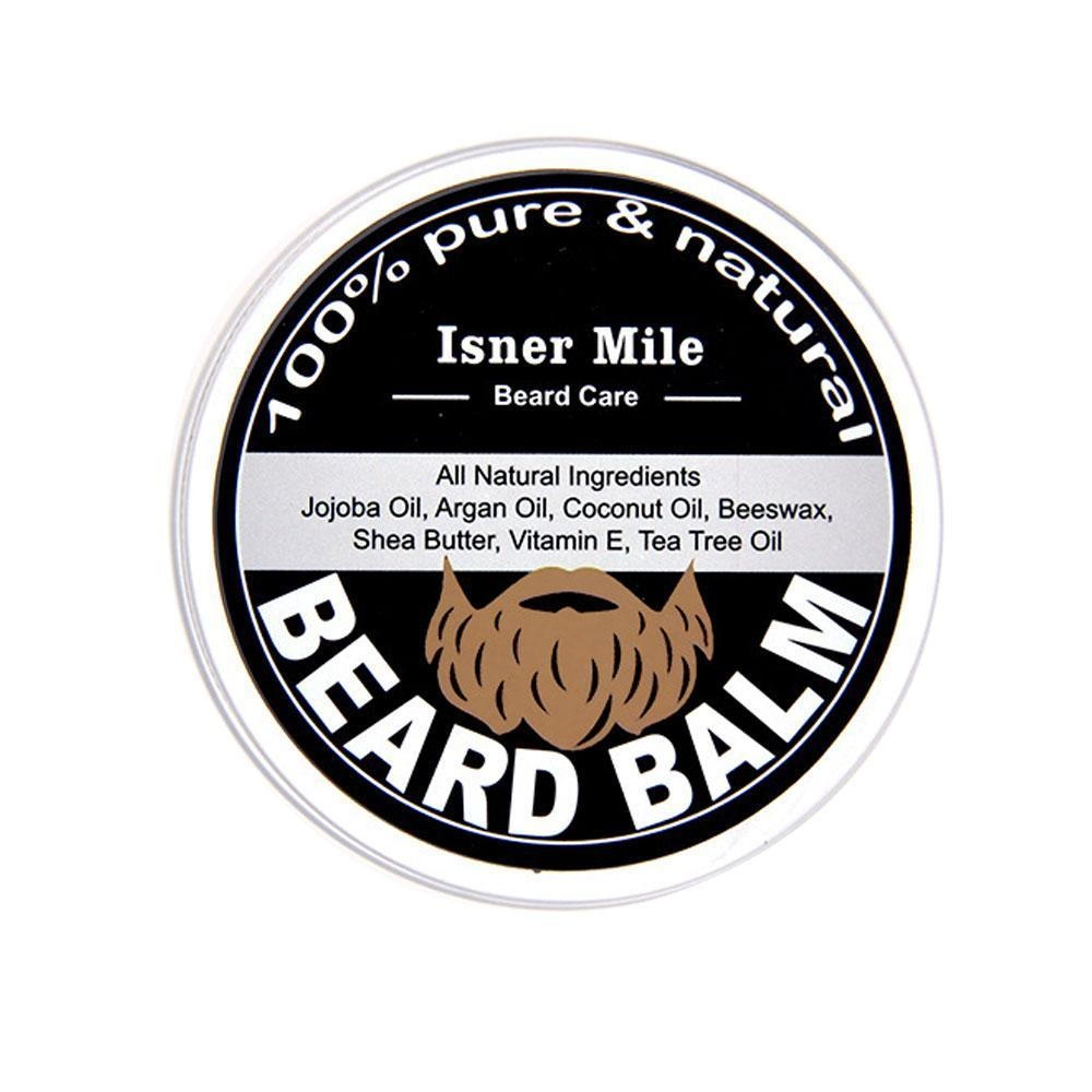 7a47ddf2b5b7cfb5123860cc26aaf7dc Louis Will Argan Oil Beard Balm For Beard Moisturizer Conditioner, Pawaca 100% Pure Natural Organic Beard Balm For Men With Moisture Rich Ingredients Treat Skin And Hair Follicles   Fragrance Free, 2Oz