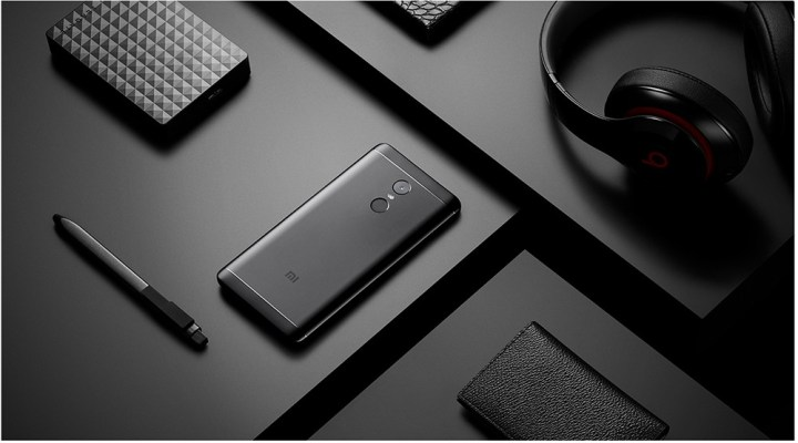 Mi Redmi Note 4X 4G Phablet Android 6.0 5.5 Inch Snapdragon 625 Octa Core 2.0GHz Fingerprint Scanner 5.0MP + 13.0MP Cameras GRAY price in Nigeria