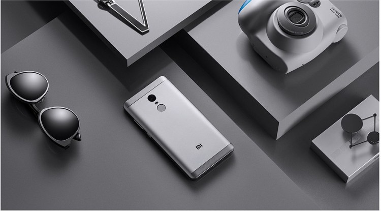 Mi Redmi Note 4X 4G Phablet Android 6.0 5.5 Inch Snapdragon 625 Octa Core 2.0GHz Fingerprint Scanner 5.0MP + 13.0MP Cameras GRAY price on jumia Nigeria via specspricereview.com