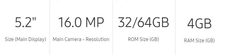 Samsung Galaxy C5 5.2 Inch FHD (4GB,32GB ROM) Android 6.0 Marshmallow, 16MP + 8MP Hybrid Dual SIM 4G Smartphone   Gold price on jumia Nigeria via specspricereview.com