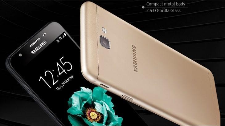 a38663a4d295d0fcdffa3a0faaa4bd9e Samsung Galaxy J7 Prime 5.5 Inch FHD (3GB, 32GB ROM) Android 6.0 Marshmallow, 13MP + 8MP 4G Smartphone   Gold (MW18) (FS)