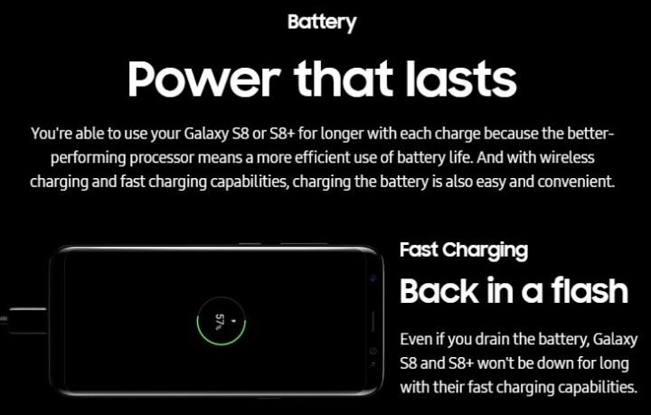 Samsung Galaxy S8 5.8 Inch QHD (4GB,64GB RAM) Android 7.0 Nougat, 12MP + 8MP LTE Dual SIM Smartphone   Maple Gold price in Nigeria