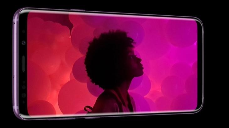 dce175e9bebe6145659aa55eb31f1306 Samsung Galaxy S9 5.8 Inch QHD (64GB, 4RAM) Android 8.0 Oreo, 12MP + 8MP Dual SIM 4G Smartphone   Midnight Black