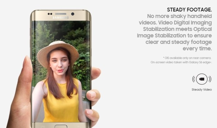 Steady Video Feature