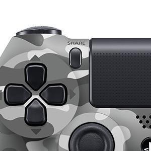 dc9b1ce4f4b18815051f0e1cd5d916b7 Sony PS4 DUALSHOCK CONTROLLER PAD: CAMOUFLAGE