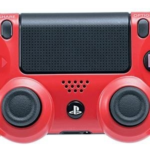 5965345b4231f74be13bd5e67abdce5f Sony PS4 DualShock 4 Wireless Controller Pad  Red
