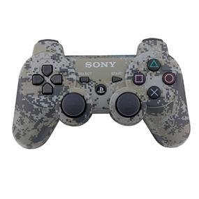 5be99e3686766bbdf0884e70622783ed Sony PS3 DualShock 3 Wireless Controller Pad For Official PlayStation 3   Camouflage