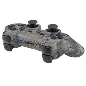 aa8e1a97bc6b190f4a223372c167c6e3 Sony PS3 DualShock 3 Wireless Controller Pad For Official PlayStation 3   Camouflage