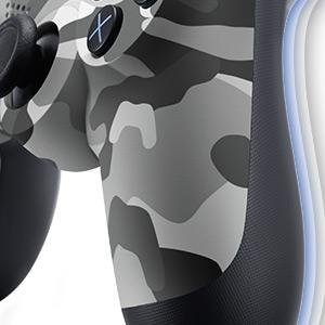 d60777bc423448332e201b3daabcf39d Sony PS4 Pad   Dualshock 4 Wireless Controller   Army (Urban Camouflage)