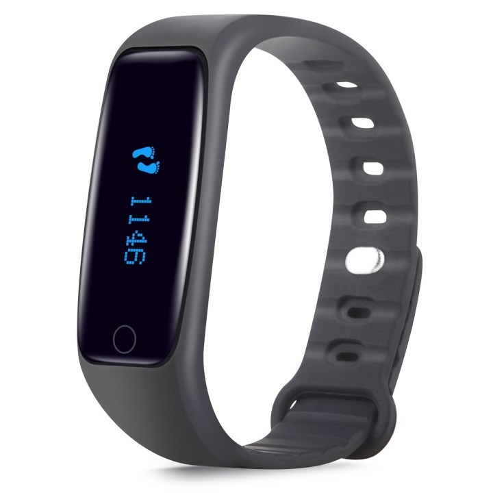 TECLAST H30   Smart Bracelet Bidirectional Anti lost Sleeping Track Heart Rate Monitor For Android/IOS   Black price in Nigeria