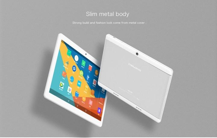 TECLAST X10   10.1 3G Phablet Android 6.0 1GB/16GB OTG 4900mAh   White price in Nigeria