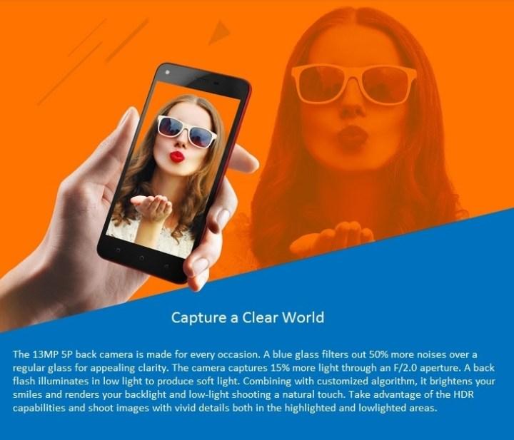 Tecno Spark K7 5.5 Inch HD (2GB, 16GB ROM) Android 7.0 Nougat, 13MP + 5MP Dual SIM 4G Smartphone  BLACK price in Nigeria