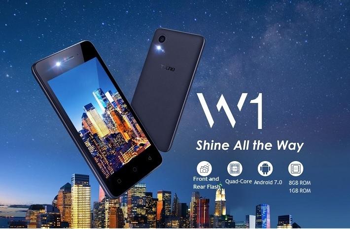 Buy Tecno W1 price in Nigeria