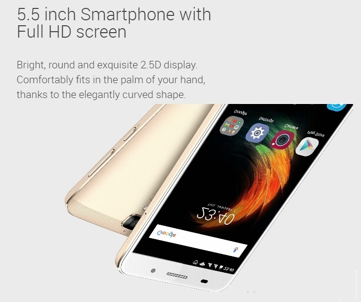 d711e9c0a0b2ebc48f98f5583e07e6b8 ZTE A610 Plus 5.5 inch (4GB,32GB ROM) 13MP + 8MP Android 6 Hybrid Dual SIM 4G Smartphone + Free Phone Case, Selfie Stick & N1,000 Airtime   Gold