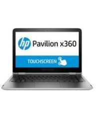 Pavilion x360 13-s105nia Intel Core i3-2.3GHz (4GB,1TB HDD) 13.3-Inch Windows 10 Laptop - Silver