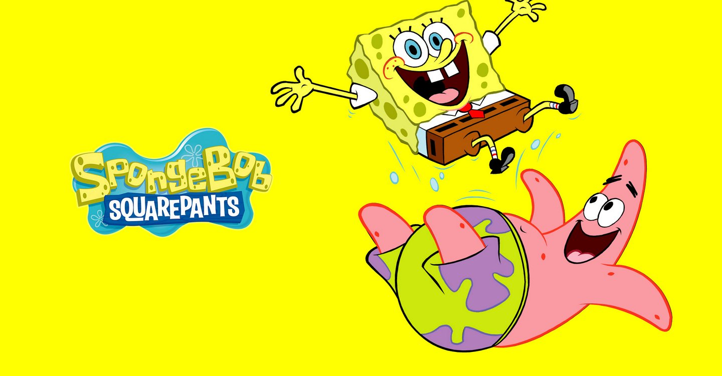 And Spongebob Style Patrick